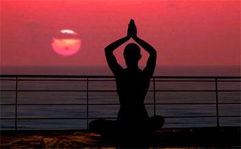 Adelgaza practicando yoga