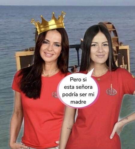 Acusan de TONGO a 'Supervivientes' tras la injusta victoria de Olga Moreno en la prueba de La Noria