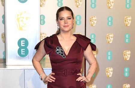 Amy Adams Bafta 2019 1