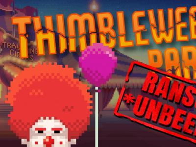 El primer DLC de Thimbleweed Park sirve para escuchar las palabrotas del payaso Ransome. Y es de pago