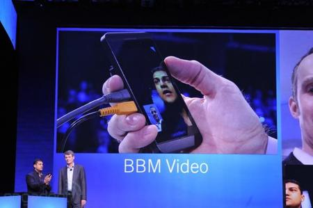 Novedades de BlackBerry Messenger en BlackBerry 10