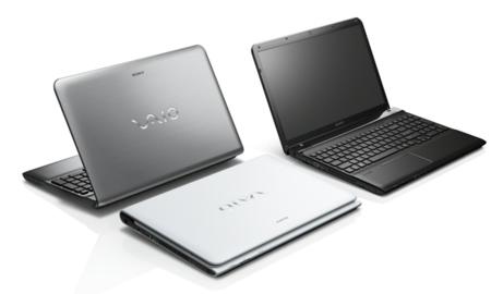 Sony E15 acabado