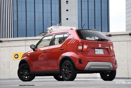 Suzuki Ignis 2021 Opiniones Prueba Mexico 9