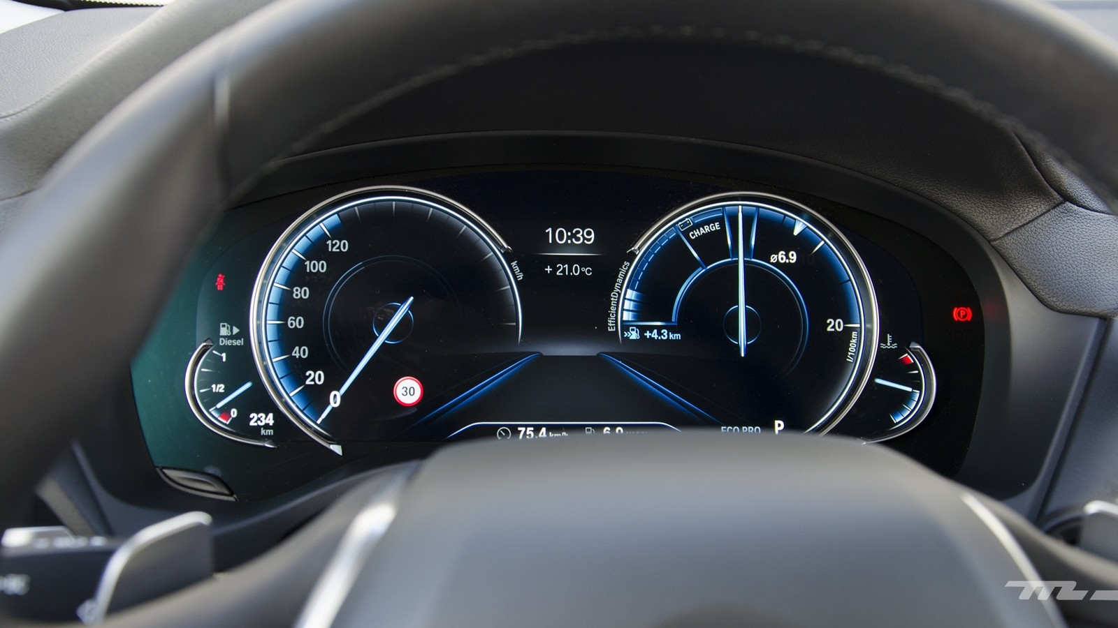 Foto de BMW X4 2018, prueba (44/65)