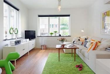 Puertas abiertas: un pequeño apartamento en Suecia (I)