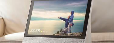 Domotiza tu hogar con el Lenovo Smart Display 7 por menos de 70 euros en MediaMarkt, con Google Assistant y Chromecast integrado