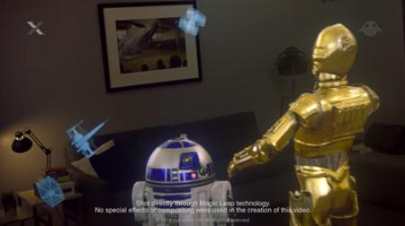 ¡Star Wars llega a la realidad aumentada! Lucasfilm apuesta por el misterio de Magic Leap