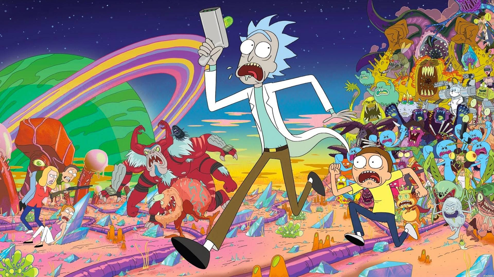 Rick y Morty: cuando la mejor ciencia ficción está en los dibujos animados para la tele