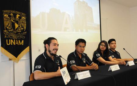 Alumnos y exalumnos de la UNAM destacan con su robot para exploración de Marte