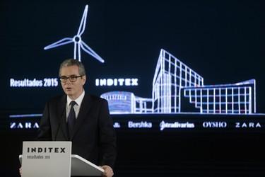 Inditex registra un beneficio neto de 2,875 millones de euros e incrementa sus ventas en un 15,4%