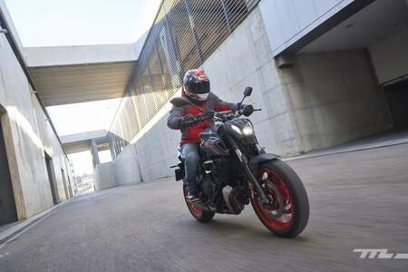 Yamaha Mt 07 2021 Prueba 003