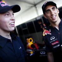 El regreso de los repudiados de Red Bull