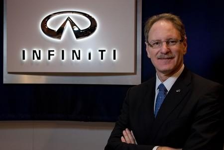 Johan de Nysschen, presidente de Infiniti Motors Company Ltd.