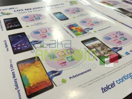 EXCLUSIVA: Conoce los próximos smartphones disponibles con Telcel