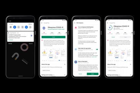 """Apple y Google crean un sistema de """"notificaciones express"""" de COVID-19 para expandir su uso a países que no tienen app oficial"""