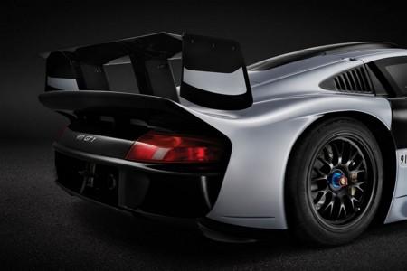 1997 Porsche 911 Gt1 Evoluzione 19
