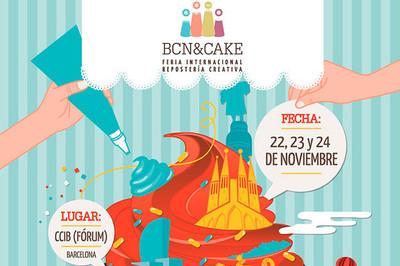 BCN&CAKE. No te la pierdas si te gusta la repostería creativa