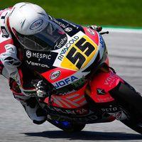 Romano Fenati se reivindica consiguiendo su primera pole de la temporada en Austria