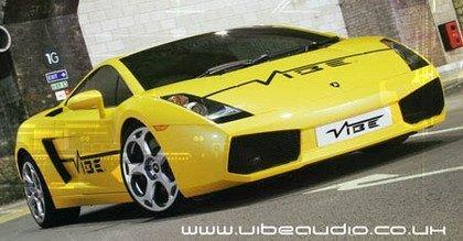 Vibe Car audio