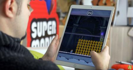 Super Mario Run Ipad Pro