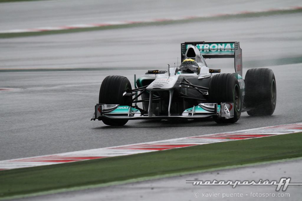 Foto de Entrenamientos Pretemporada 2011 - Circuit de Catalunya (II) - Sábado (22/30)