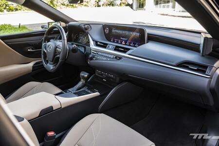 Lexus Es 300h 2021 Prueba 030
