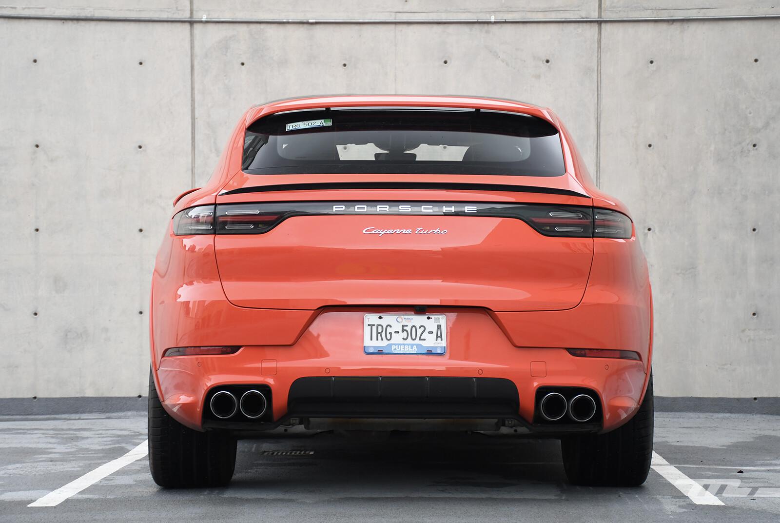 Foto de Porsche Cayenne Turbo Coupé (prueba) (11/28)