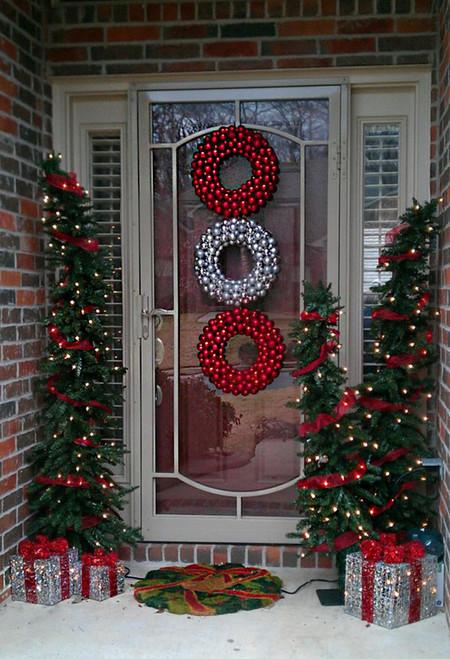 Exterior Puerta Navidad 9