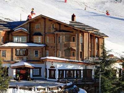 El Lodge Ski & Spa Resort , el sueño de un príncipe