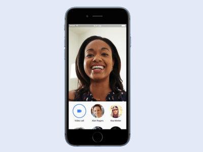 Ya puedes descargar en la App Store española Google Duo para iPhone