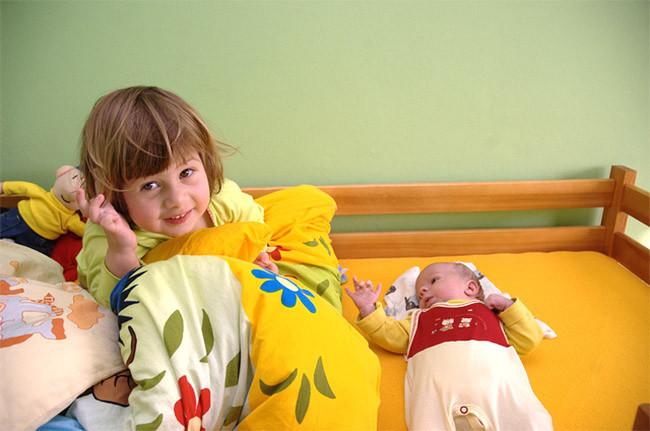Seguridad en la camita de los niños 2