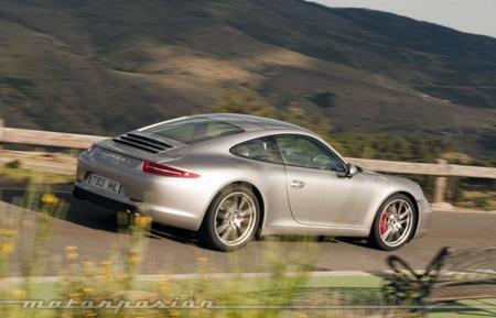 Porsche 911 Carrera S prueba