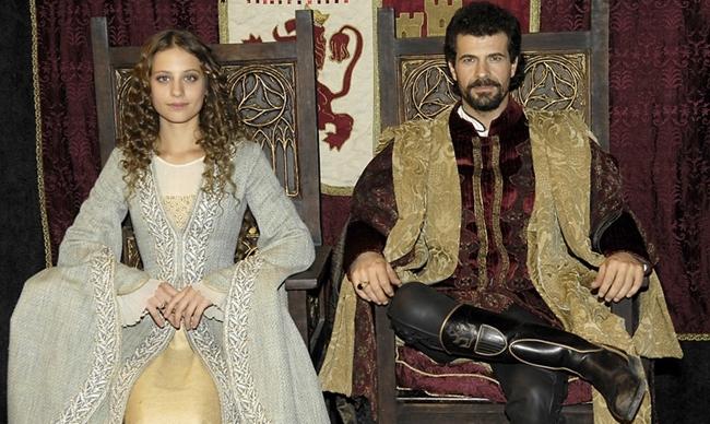 Isabel mi reina