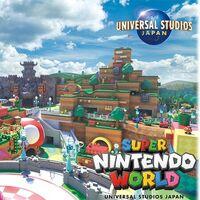 Super Nintendo World, el asombroso parque de diversiones de Mario Bros. en Japón, abrirá sus puertas en la primavera de 2021