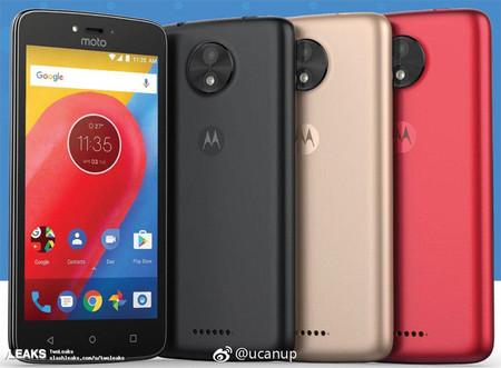 Así lucirían los nuevos Moto C y Moto E4 que prepara Motorola
