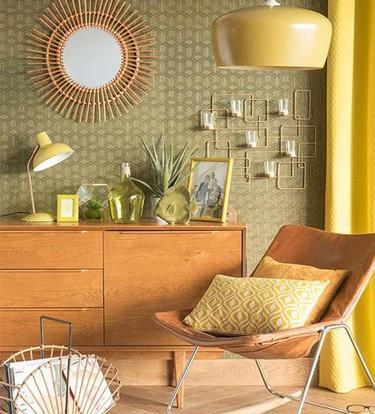 Estancias con unos espejos de ensueño para vestir las paredes de tu hogar y  reflejar el gusto decorativo