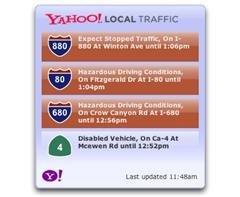 Widget de Yahoo! para Tiger