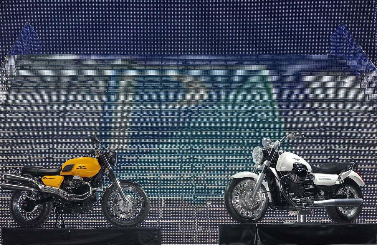 Foto de Moto Guzzi California y Moto Guzzi Scrambler, dos novedades para 2011 (1/3)