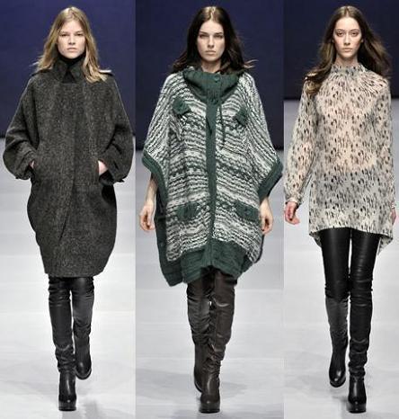 Topshop en la Semana de la Moda de Londres otoño/invierno 2008/2009