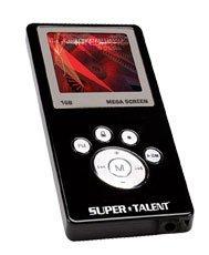 Super Talent presenta su nueva gama de reproductores MP3