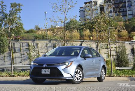Toyota Corolla Hybrid 2020 5