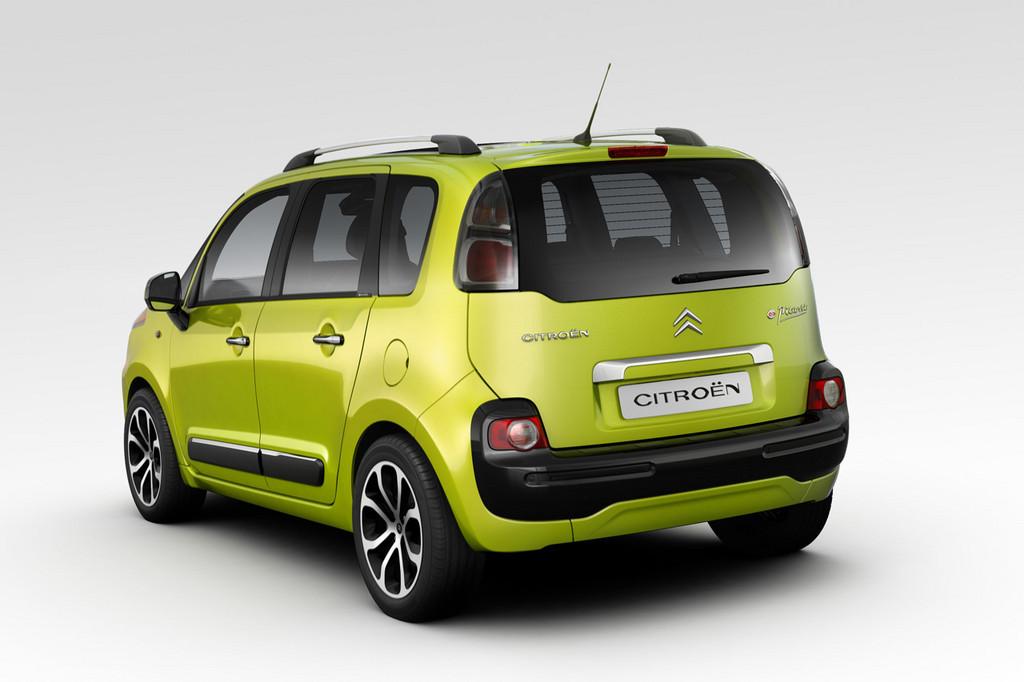 Foto de Citroën C3 Picasso (3/18)