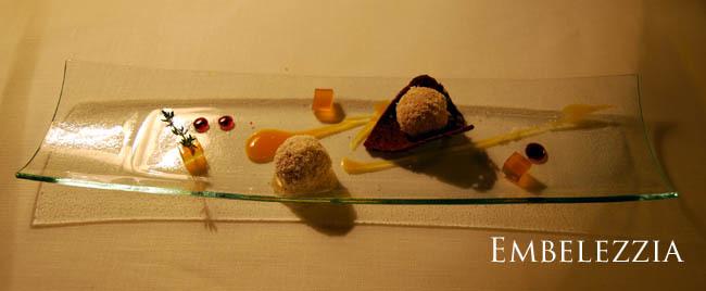 Foto de Ibaia, restaurante hotel de lujo en Gordexola (Vizcaya): menú degustación (16/19)