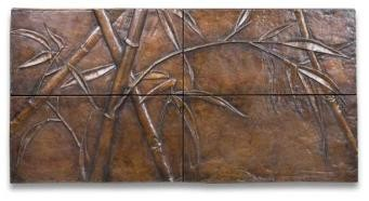 Metaphore Bronze: para un baño exótico