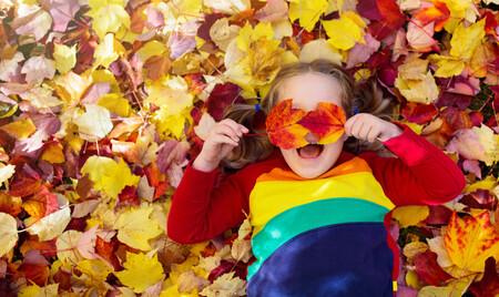 13 planes divertidos que podemos hacer en otoño con los niños al aire libre
