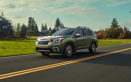El Subaru Forester 2019 lo cambia todo para poder seguir siendo él mismo