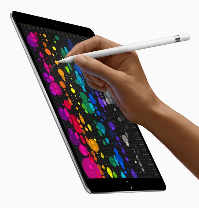 Ipad Pro Draw Colors