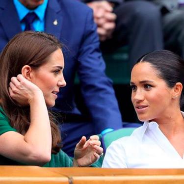 ¡Enemistad entre royals! La mala relación entre Kate Middleton y Meghan Markle al descubierto