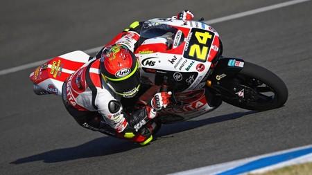 Tatsuki Suzuki lidera por delante de Albert Arenas en los FP2 de Moto3 en Misano