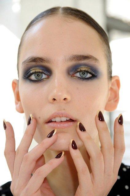 Tendencias en uñas para el otoño-invierno 2011/2012: ¿Quién dijo que la manicura francesa era aburrida?